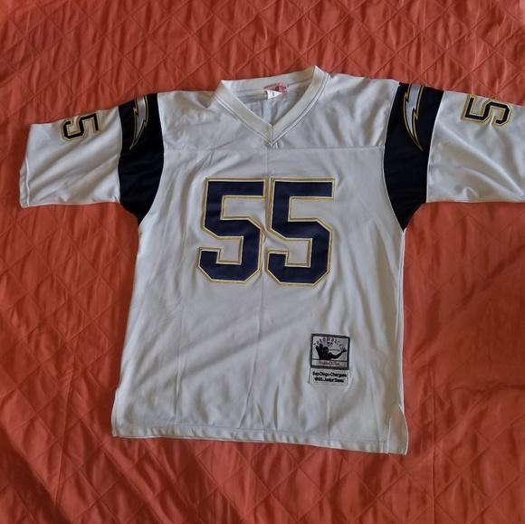 new concept e7bd9 d417b Junior Seau jersey